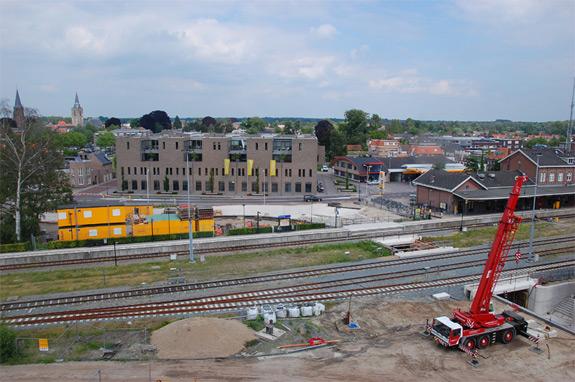 Spoorzone Winterswijk